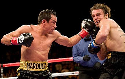 Marquez stops Katsidis