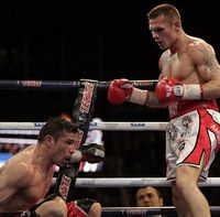 Martinez retains title against Murray